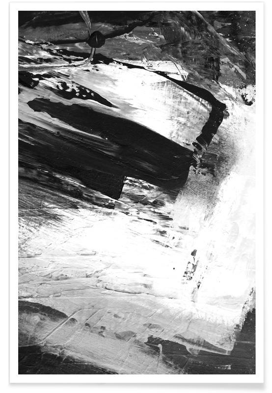 Schwarz & Weiß, Midnight Snow -Poster