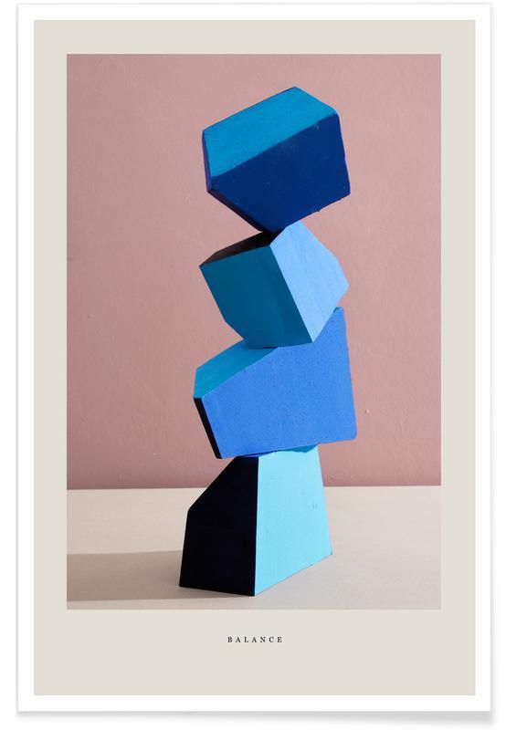 , Balance II -Poster
