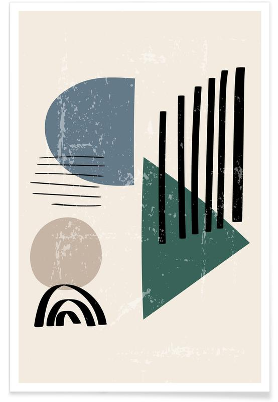 , Reeds -Poster