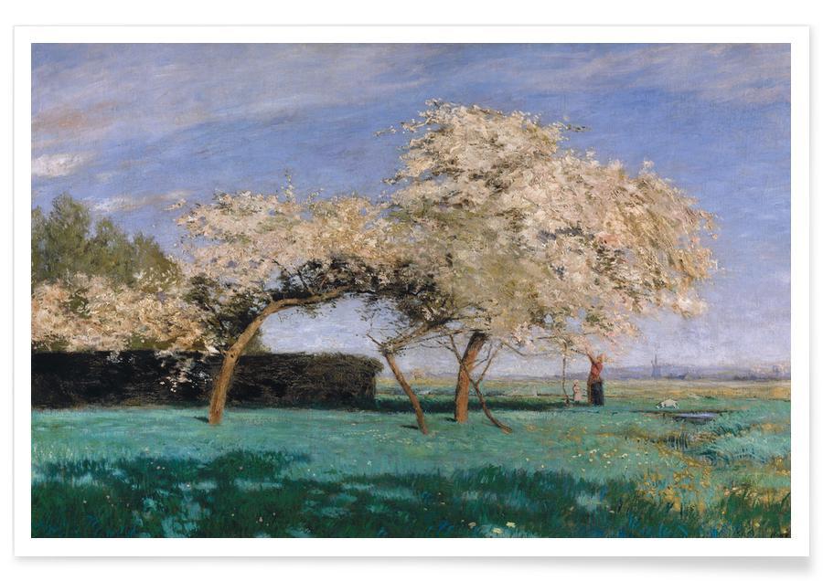 Hans am Ende, Bomen, Hans am Ende - Spring Day poster