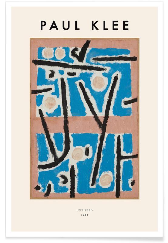 Paul Klee, Klee - Untitled -Poster