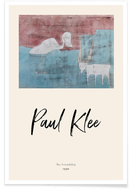Paul Klee, Klee - The Friendship -Poster