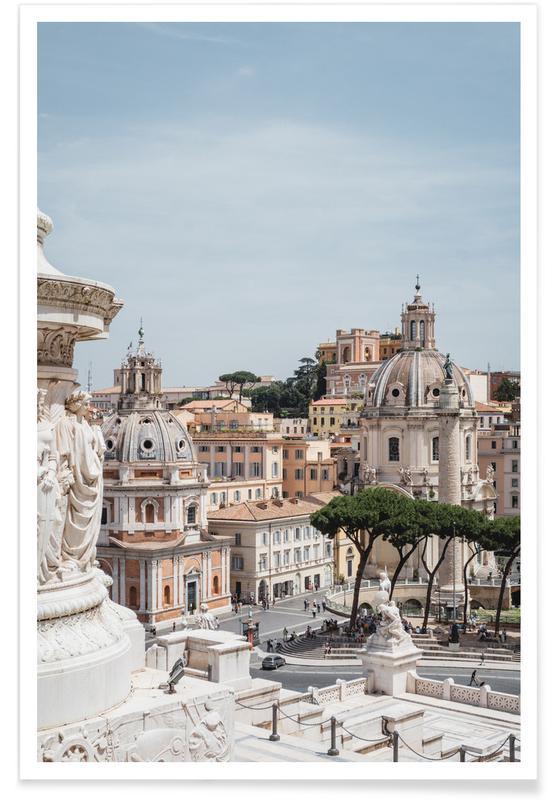 Travel, Rom by Reisevergnügen Poster
