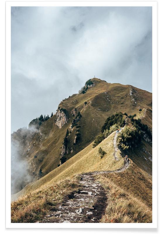 Travel, Klingenstock by Reisevergnügen Poster