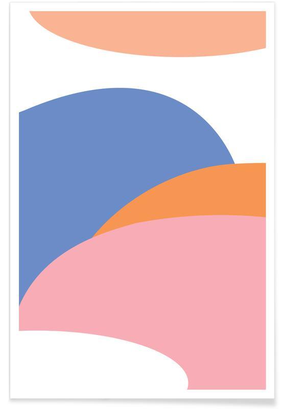 , Pastell affiche