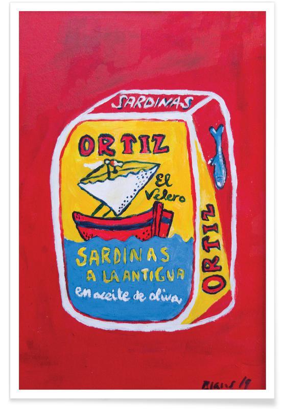 , Sardinesa affiche