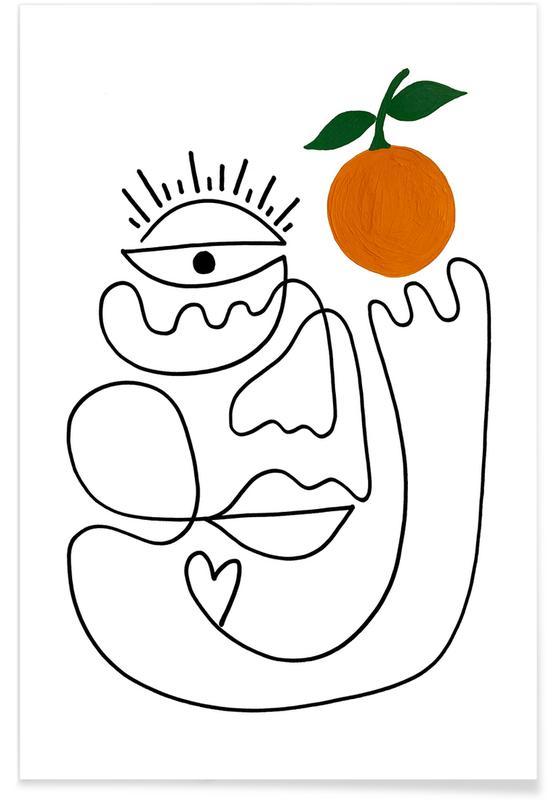 Dreamy, Portraits, Elmar Poster