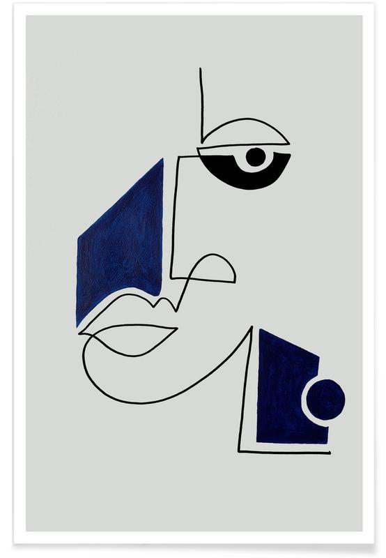 Dromerig, Portretten, Ghosts In Mist-IV poster
