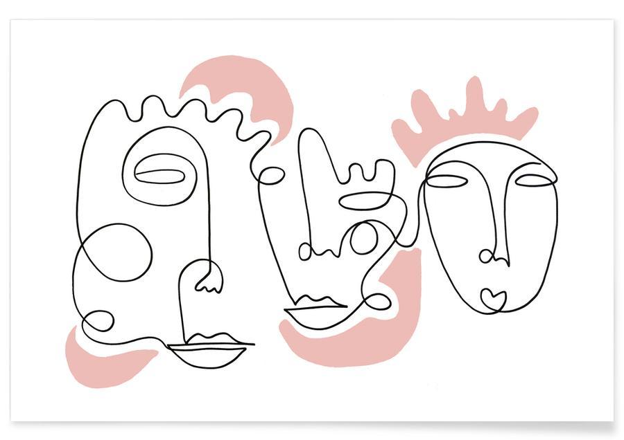 Dromerig, Portretten, Another Heart poster