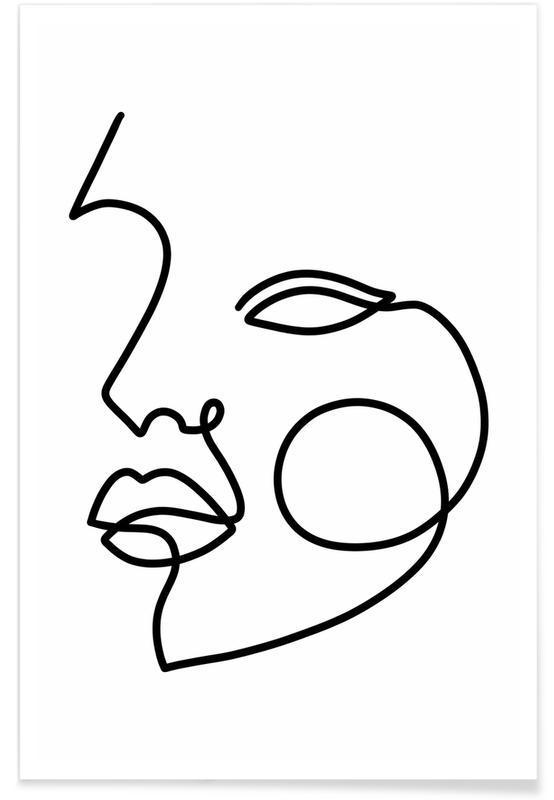 Noir & blanc, Rêve, The Unseen - II affiche
