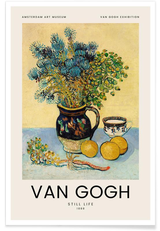 Vincent Van Gogh, van Gogh - Still Life Poster