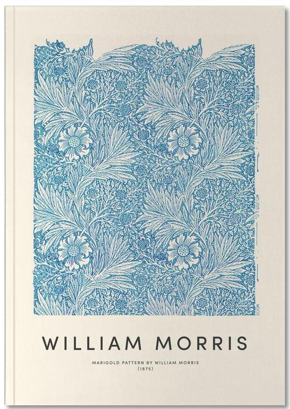 Japanisch inspiriert, William Morris, William Morris - Marigold Notebook