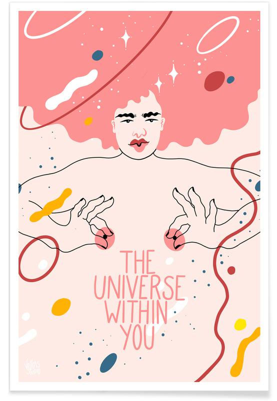 Portraits, Couples, The Universe Within You affiche