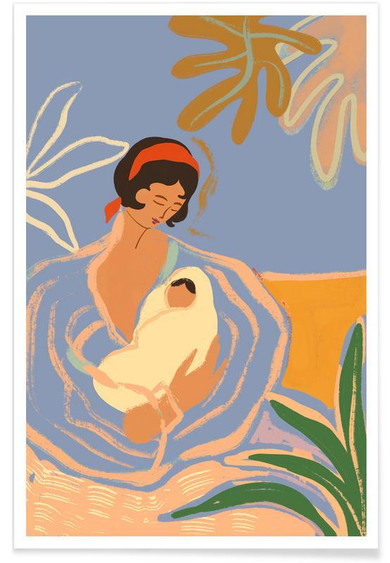 Beaches, Dance, Mama Poster