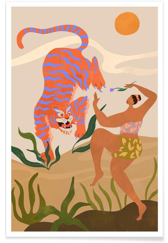 Tanzen, Strände, Dance with Me -Poster
