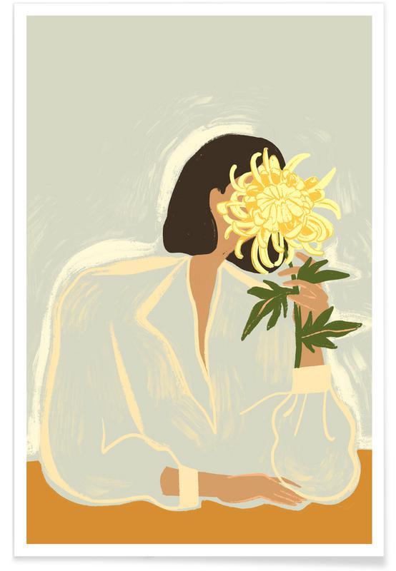 Danse, Plages, The Crysanthemum affiche