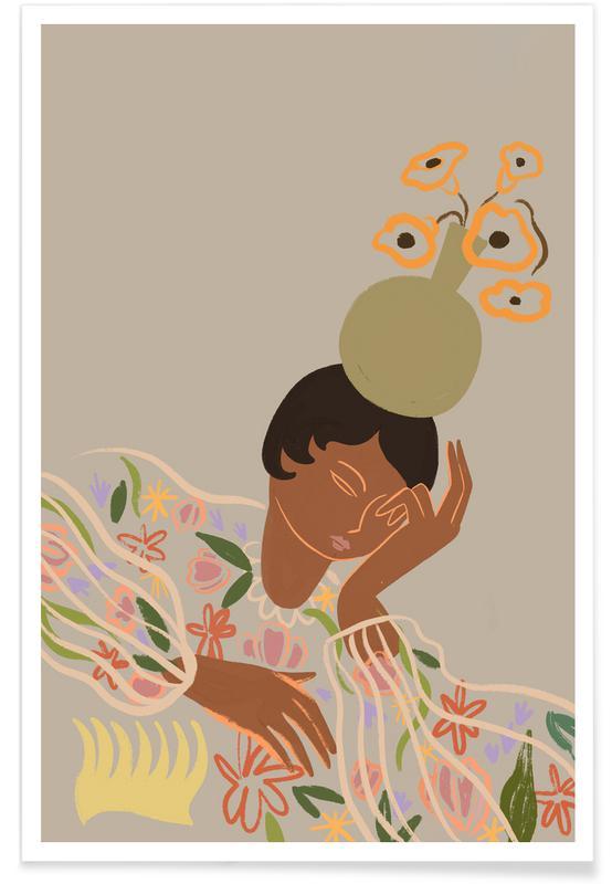Stranden, Dans, The Overthinker poster