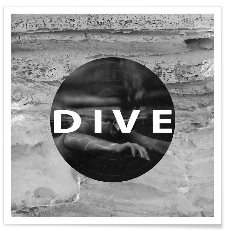 Dive -Poster