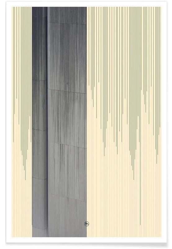 , Gray poster