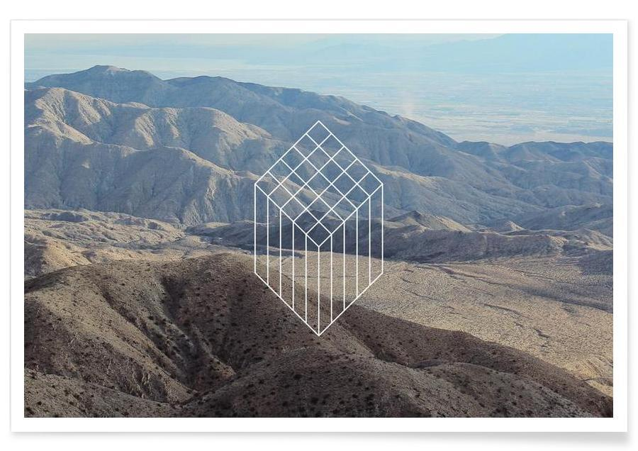 Montagnes, Coachella affiche