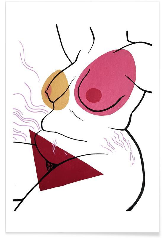 Détails corporels, Nakeducation by @ephi_biest affiche