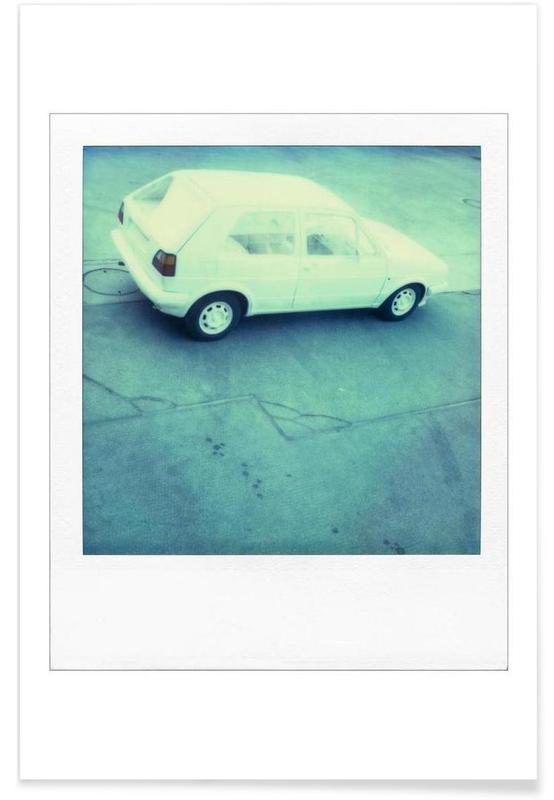 White Dream 02 -Poster