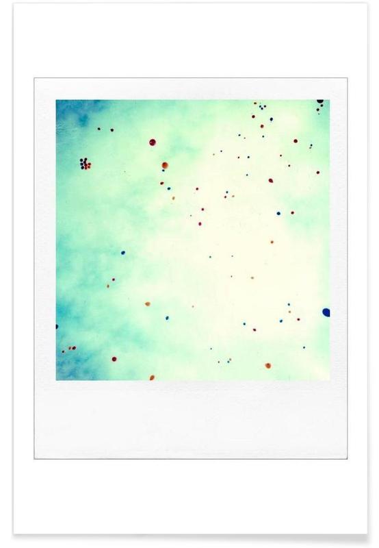 Dalailama Berlin Balloon -Poster