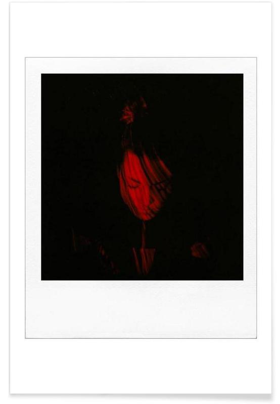 Noir et Rouge 01 -Poster