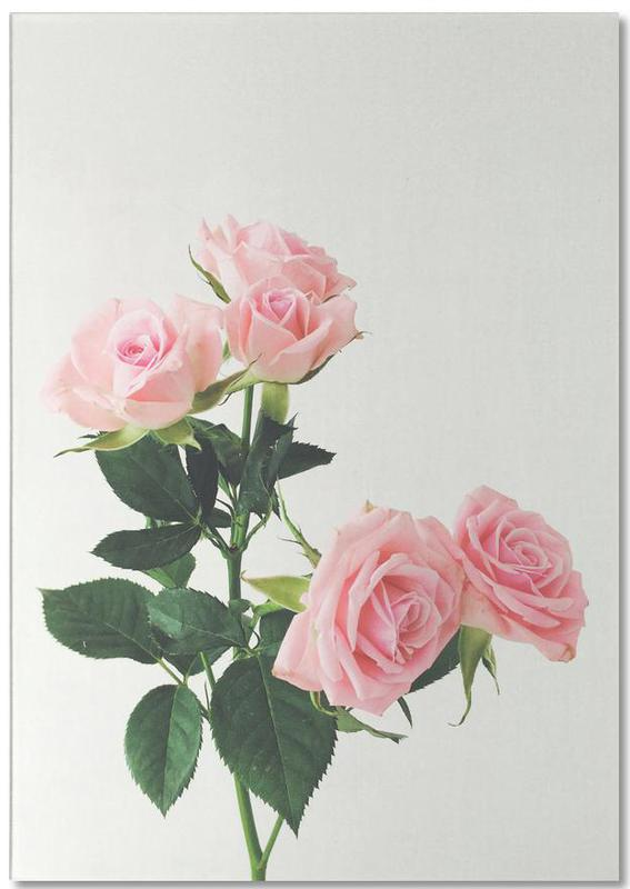 Spring Roses Notepad