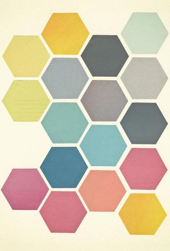 Honeycomb II alu dibond