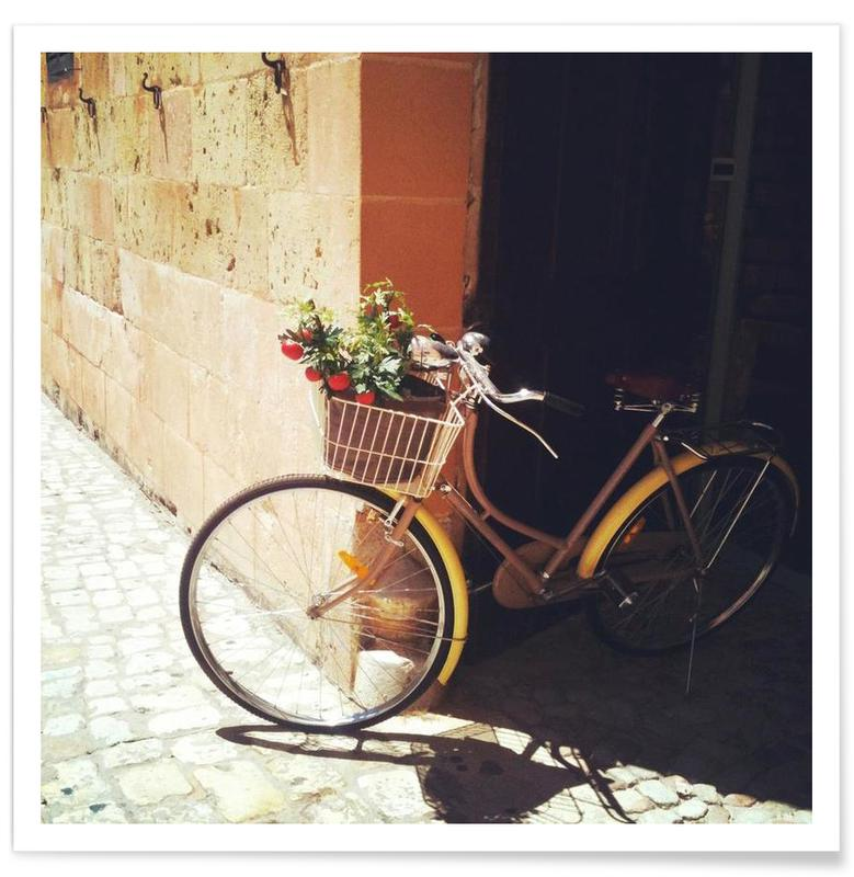 Yellow Bicycle affiche