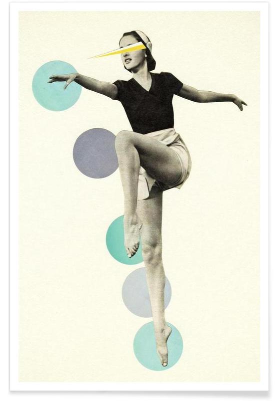 Dans, Gymnastik, The Rules of Dance I Plakat