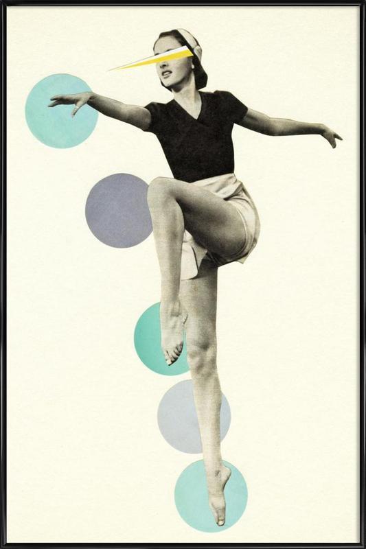 The Rules of Dance I ingelijste poster
