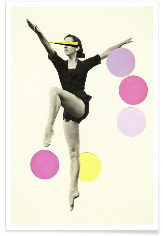 Dans, Gymnastik, The Rules of Dance II Plakat