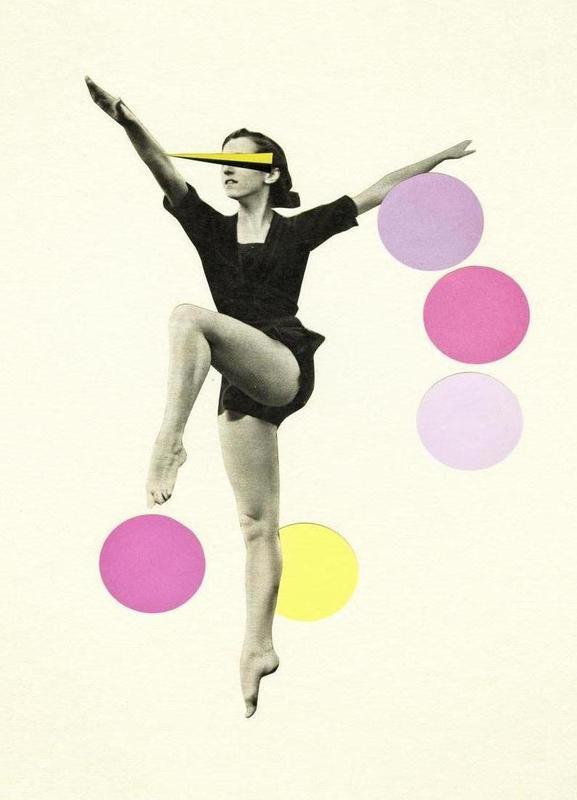 The Rules of Dance II canvas doek