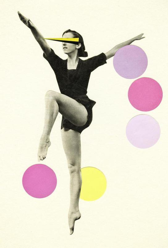 The Rules of Dance II acrylglas print