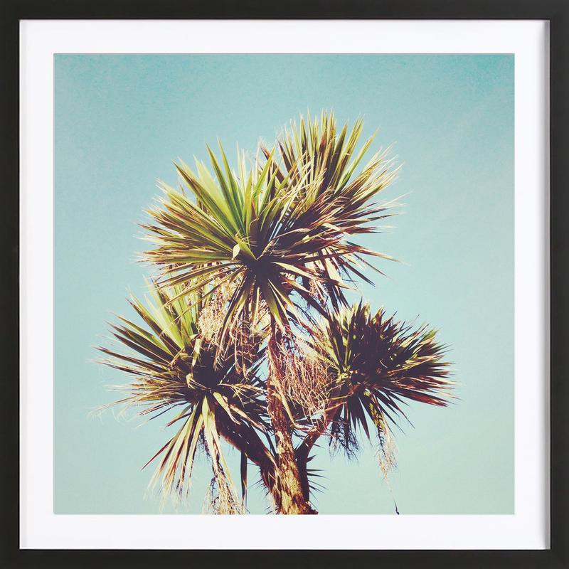 Palm Framed Print