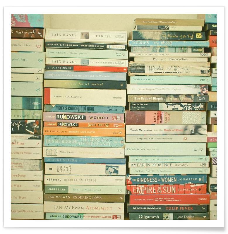 Bookworm affiche