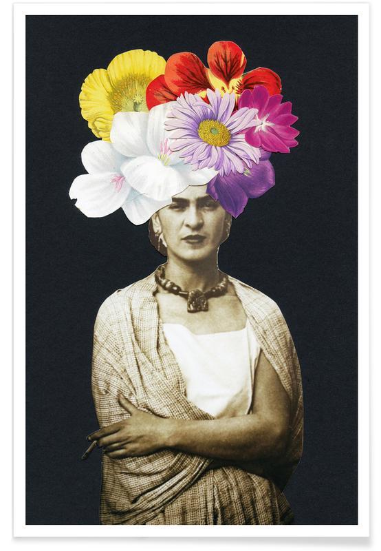 Frida Kahlo, Beautiful Frida -Poster