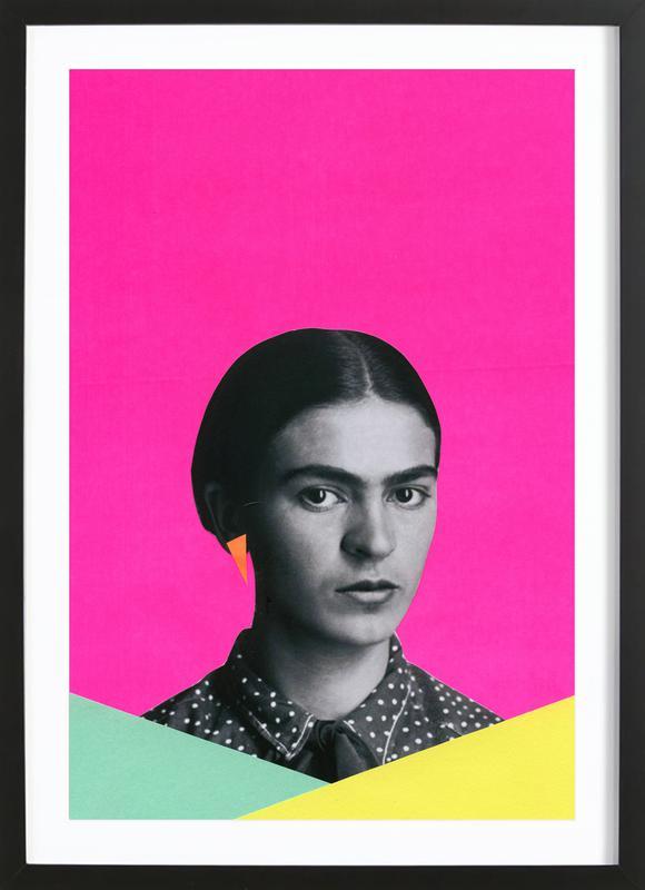 Modern Frida Framed Print