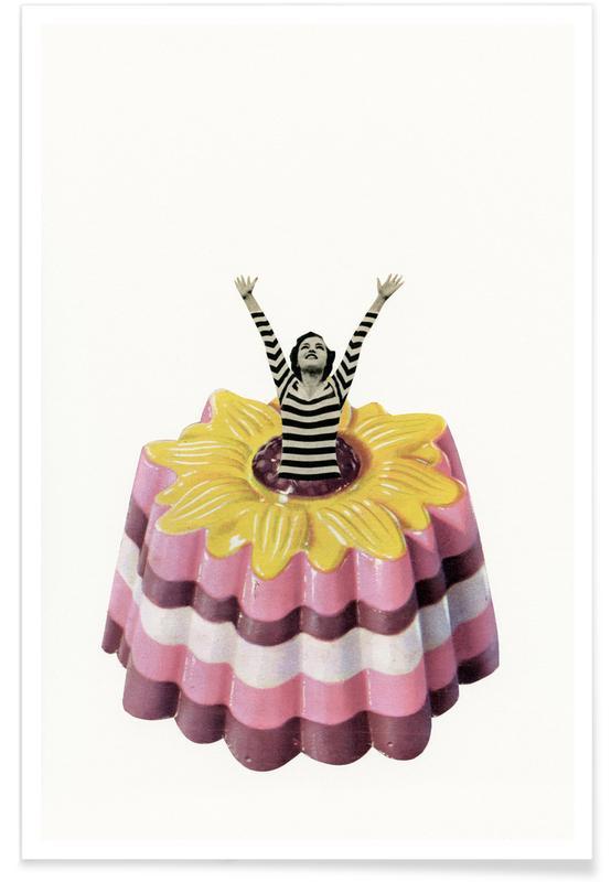 Congratulations, Blancmange Surprise Poster
