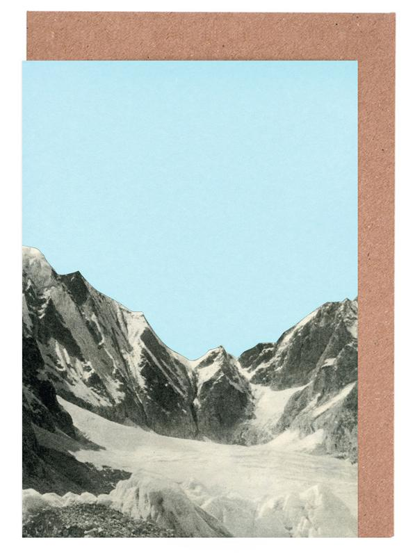Blue Skies Greeting Card Set