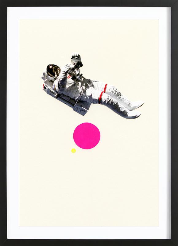 Float Framed Print
