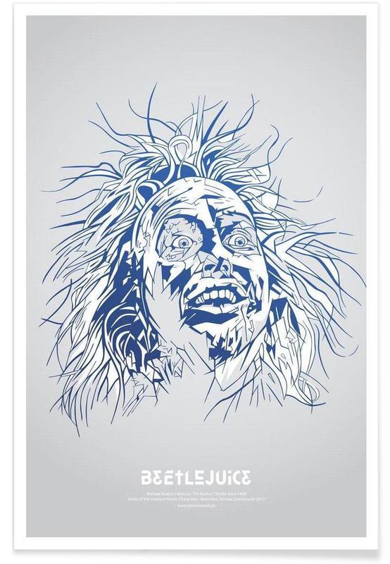 Films, Beetlejuice poster