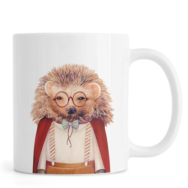 Hedgehog -Tasse