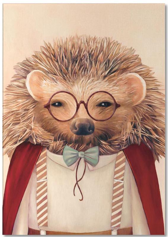 Hedgehog Notepad