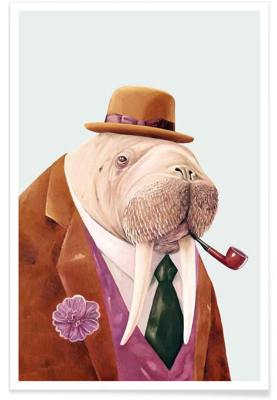 Walrus -Poster