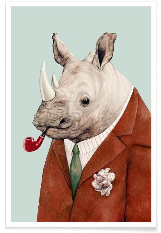 Rhino affiche