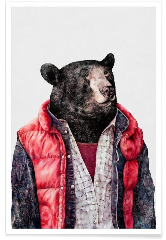 Créatures et hybrides, Black Bear affiche