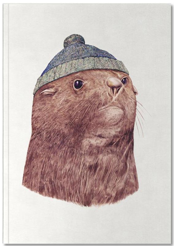 Fur Seal Notebook